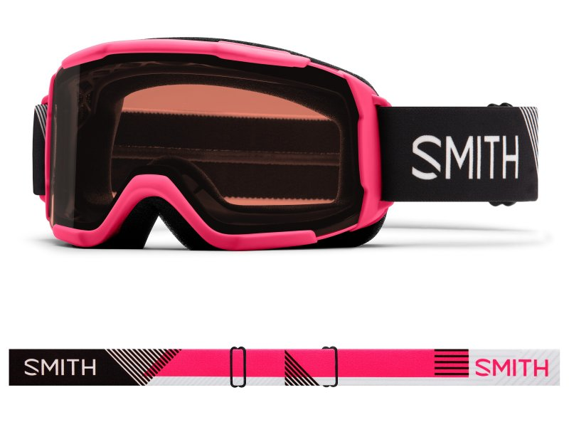 Image 0 of Smith - DareDevil Goggle, Crazy Pink -  2019