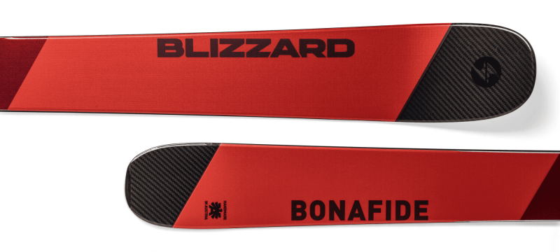 Image 2 of BLIZZARD - BONAFIDE Skis, Size 166 cm only  - 2019
