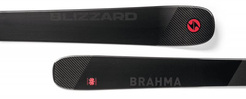 Image 2 of BLIZZARD - BRAHMA 88 Skis, 166cm  - 2019
