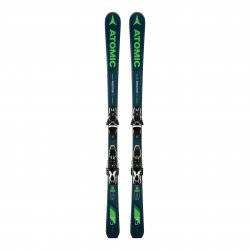 ATOMIC -  REDSTER X5 SKIS + FT 11 GW BINDING - 2019
