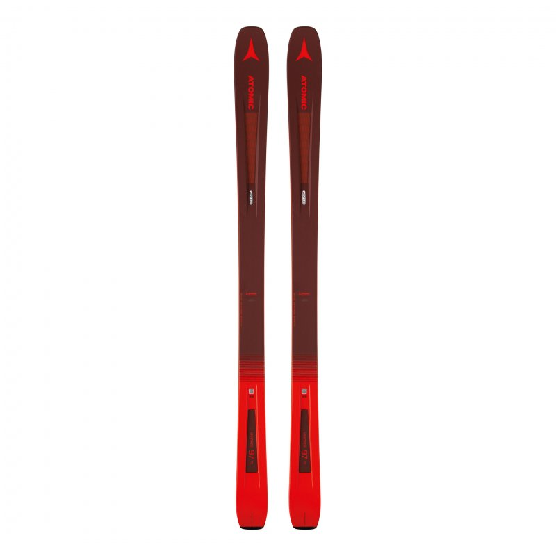 Image 0 of ATOMIC -  VANTAGE 97 TI SKIS, 172 cm FLAT MOUNT - 2019