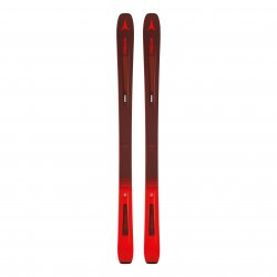 ATOMIC -  VANTAGE 97 TI SKIS, FLAT MOUNT - 2019