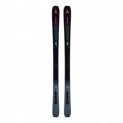 ATOMIC -  VANTAGE 90 TI SKIS, FLAT MOUNT - 2019