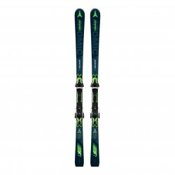 ATOMIC -  REDSTER X7 SKIS + FT 12 GW BINDING - 2019