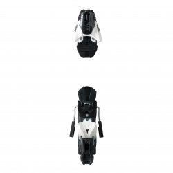 ATOMIC - N Z 12 BINDING, Black/White B115