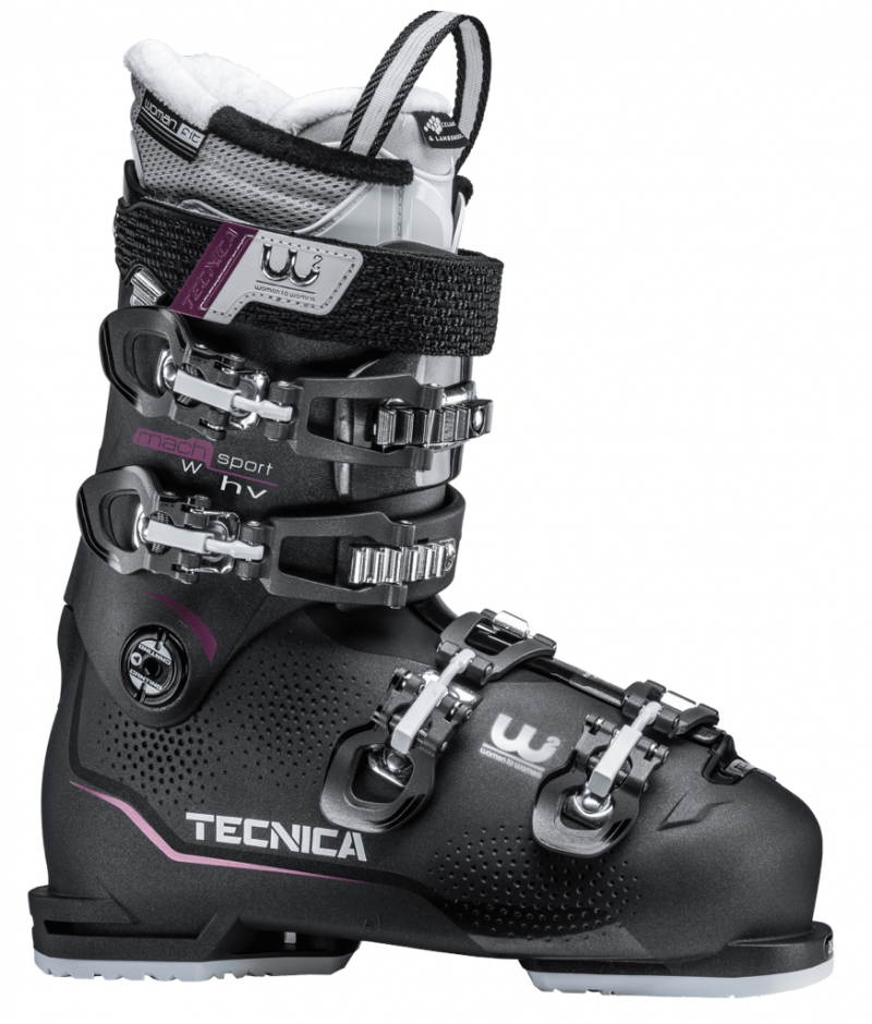 Image 0 of TECNICA - MACH SPORT HV 75 WOMENS BOOTS, Size 24.5 only - 2019