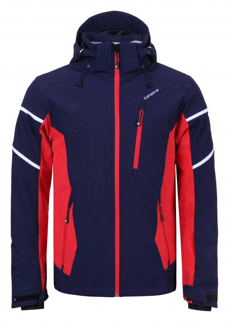 Image 0 of ICEPEAK - NILS SKI JACKET MENS, NAVY BLUE - 2019