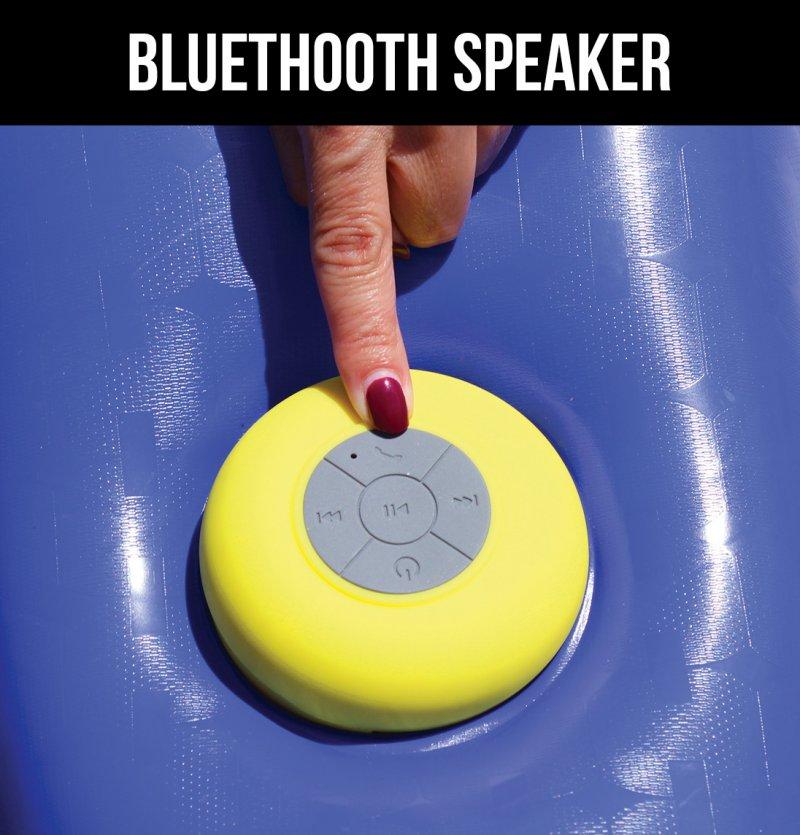 Image 1 of MARGARITAVILLE - Bluetooth Parrothead Pool Float - 2019 OBRIEN