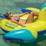 Image 2 of MARGARITAVILLE - Bluetooth Parrothead Pool Float - 2019 OBRIEN
