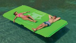 MARGARITAVILLE - Aqua Plank 6'X12' Pool Float - 2019 OBRIEN