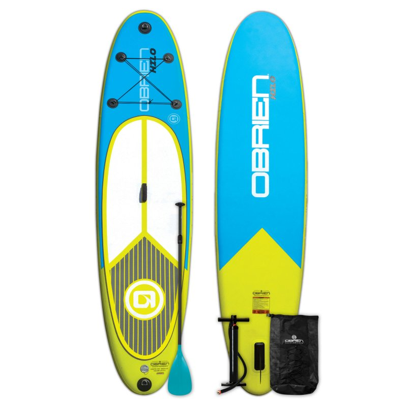 Image 0 of OBRIEN - Hilo Inflatable Stand Up Paddle board - 2019