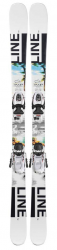 LINE TOM WALLISCH SHORTY, 139cm + FDT 7.0 Binding 2019