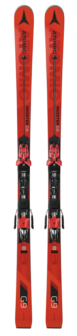 Image 0 of ATOMIC - REDSTER G9, 177cm + X14 TL RS BINDINGS 2019