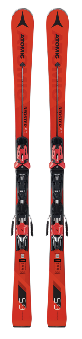 Image 0 of ATOMIC - REDSTER S9, 153cm + X14 TL RS BINDING 2019