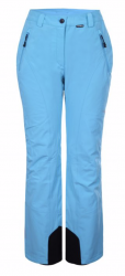 ICEPEAK - NOELIA WOMENS SKI PANTS, BLUE - 2019