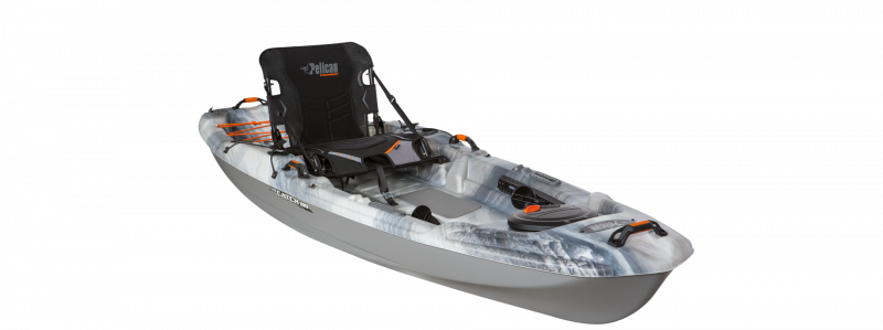 Image 0 of PELICAN - THE CATCH 100 FISHING KAYAK - 2019