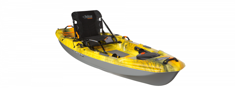 Image 1 of PELICAN - THE CATCH 100 FISHING KAYAK - 2019