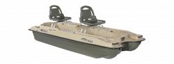 PELICAN - BASS RAIDER 10E FISHING BOAT - 2018