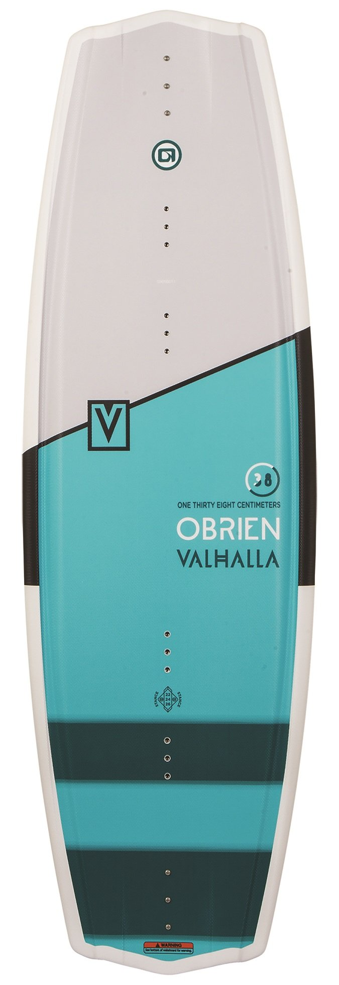 Image 0 of OBRIEN - Valhalla Wakeboard, W/Clutch Binding, Sizes 7 -11  - 2019