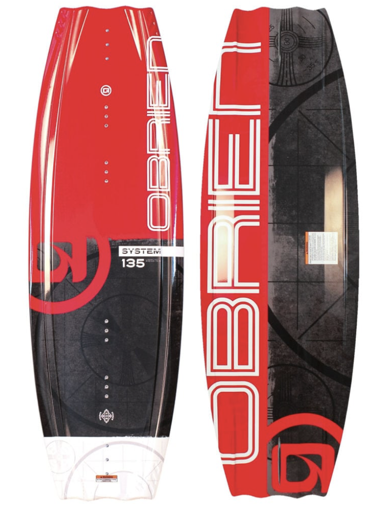 Image 1 of OBRIEN - System Wakeboard, w/Clutch bindings  - 2020