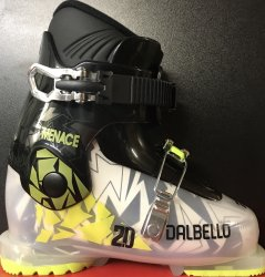 Dalbello - Menace 2.0 Junior Boots, size 21.5