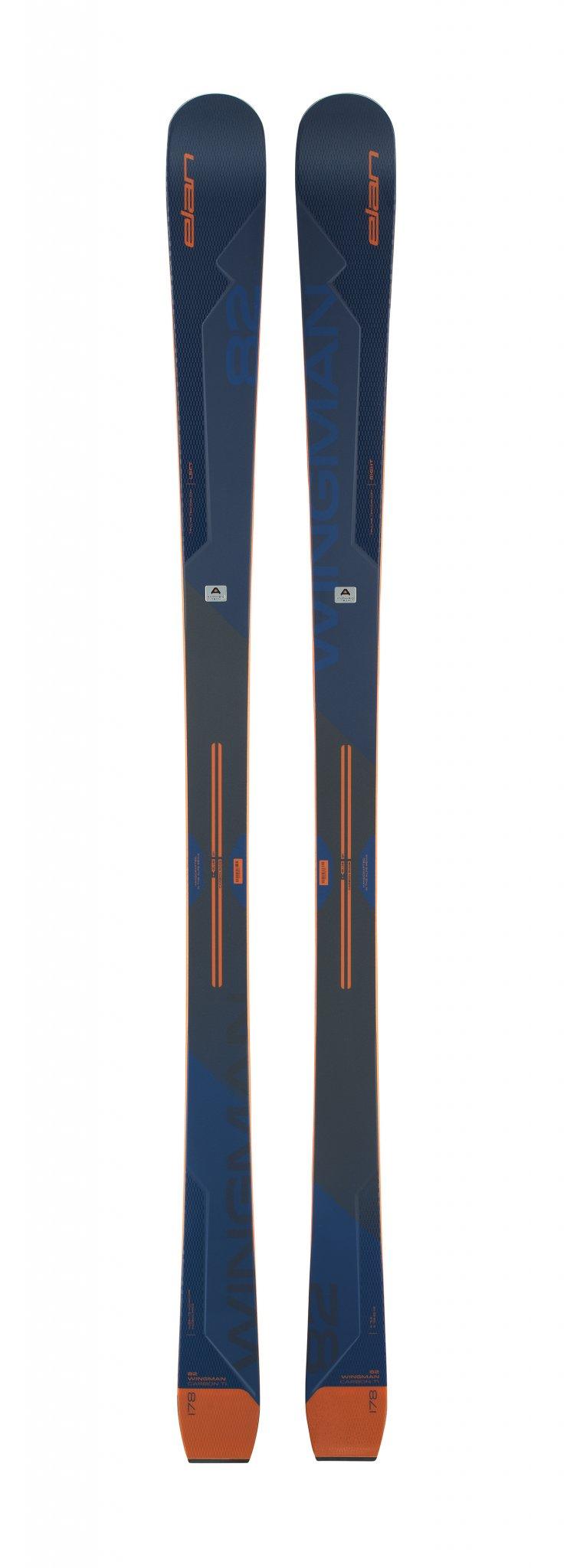 Image 0 of ELAN - WINGMAN 82 CTi Skis - 2020