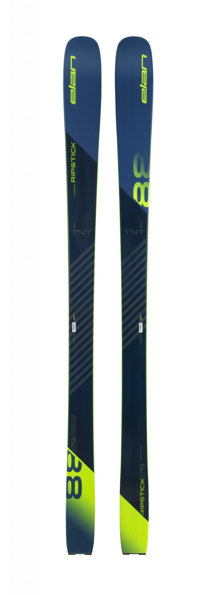 Image 0 of ELAN - RIPSTICK 88 SKIS - 2020