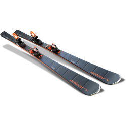 ELAN - ELEMENT BLACK/BLUE  Light Shift SKIS, 144 cm + EL 9.0 GW BINDING - 2020