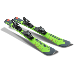 ELAN - JETT Quick Shift Junior SKIS, 150cm + EL 7.5 GW BINDING - 2020