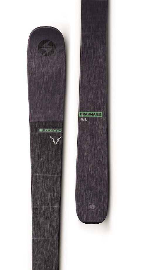 Image 1 of BLIZZARD - BRAHMA 82 (FLAT) SKIS - 2020