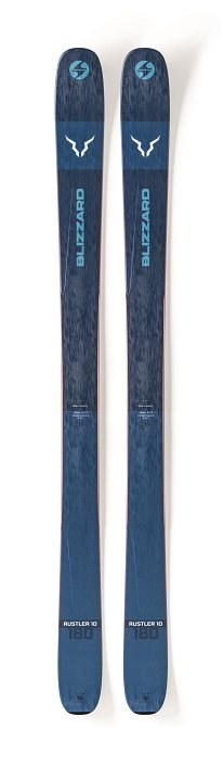 Image 0 of BLIZZARD - RUSTLER 10 (FLAT) SKIS, 172 cm - 2020