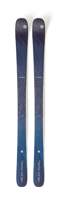 Image 0 of BLIZZARD - BLACK PEARL 88 (FLAT) W  SKIS, 152cm with Griffon 13 ID, Gray - 2020