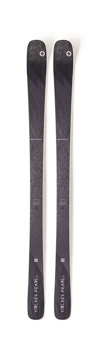 Image 0 of BLIZZARD - BLACK PEARL 78 (FLAT) W SKIS, 163cm only - 2020