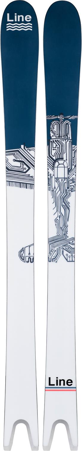 Image 2 of LINE - SAKANA SKI  - 2020