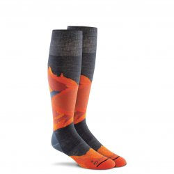FOX RIVER - 5153 Prima Alpine  Mens Lightweight Over-the-Calf Socks - 2020