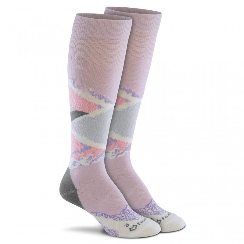 Image 0 of FOX RIVER - 5553 Prima Alpine Women's Lightweight Over-the-Calf Socks - 2020