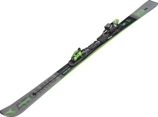Image 3 of ATOMIC - REDSTER X9 SKIS + X 12 TL GW BINDING - 2020
