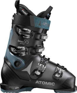 Image 0 of ATOMIC - HAWX PRIME 95 WOMENS BOOTS -  BLK/DENIM BLUE - 2020