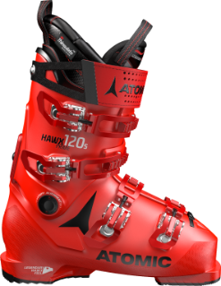 Image 0 of ATOMIC - HAWX PRIME 120 S BOOTS - RED/BLACK - 2020