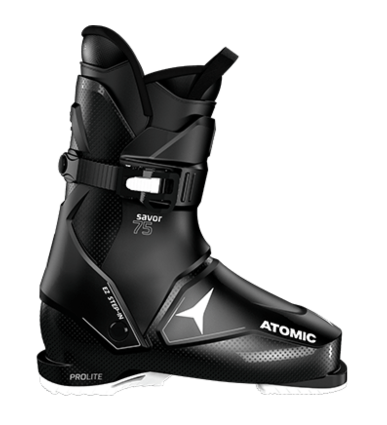 Image 0 of ATOMIC - SAVOR 75 WOMENS BOOTS -  BLK/SILVER - 2021