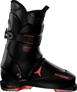 Image 0 of ATOMIC - SAVOR 100 BOOTS - BLK/RED - 2021