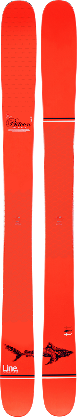 Image 0 of LINE - SIR FRANCIS BACON SHORTY JR SKIS - 2020