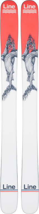 Image 1 of LINE - SIR FRANCIS BACON SHORTY JR SKIS - 2020