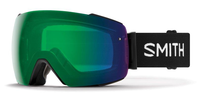 Image 0 of SMITH - I/O MAG™ Goggle, Black  ChromaPop™ Sun Green Mirror Mirror - 2020