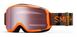 SMITH - Daredevil Junior Snow Goggle, Halo Camo  Ignitor Mirror - 2020