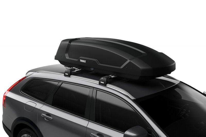 Image 1 of Thule - Force XL  Roof Boxes, Black