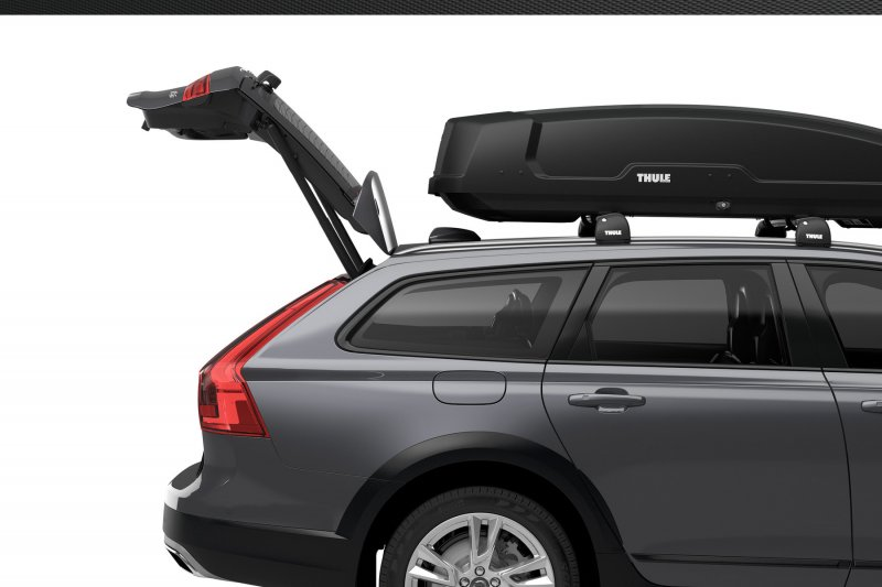 Image 2 of Thule - Force XL  Roof Boxes, Black