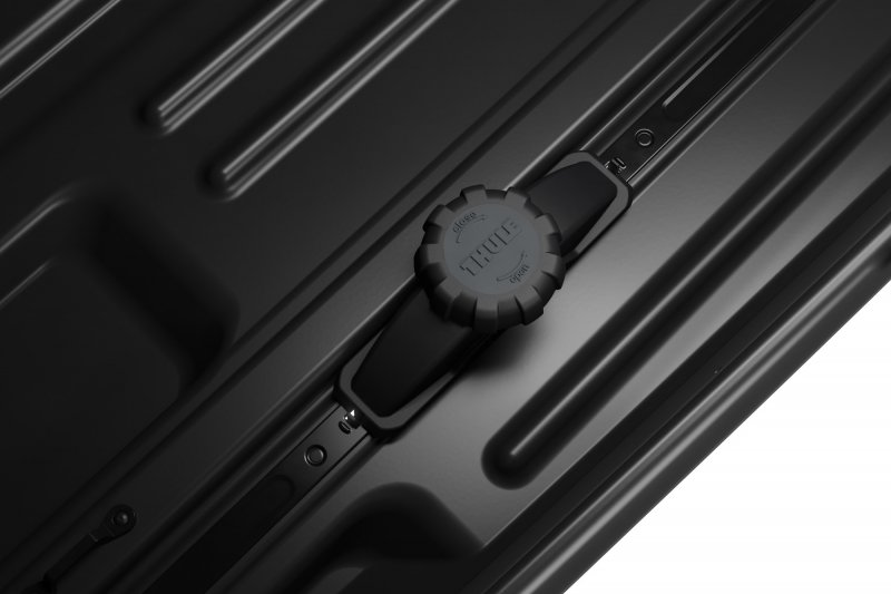 Image 4 of Thule - Force XL  Roof Boxes, Black