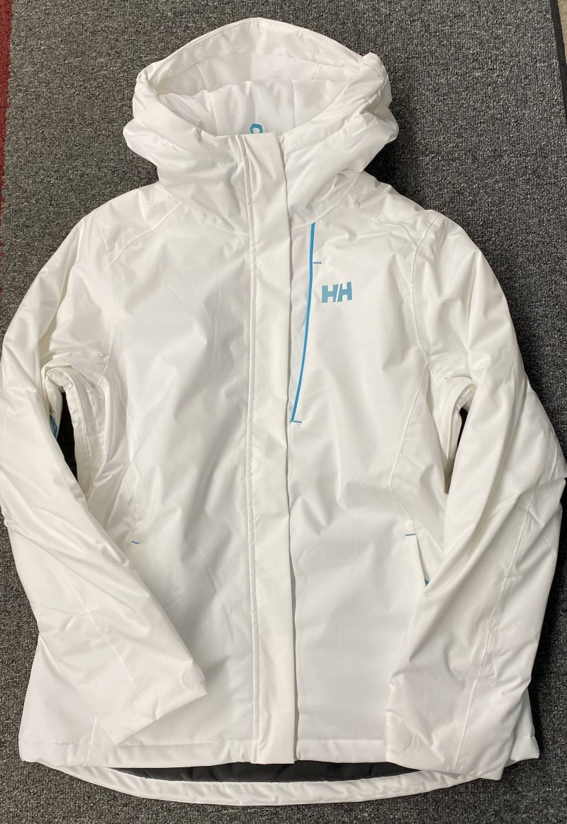 Image 0 of HELLY HANSEN - W SNOWSTAR JACKET, WHITE - 2020
