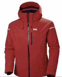 HELLY HANSEN - SWIFT 4.0 SKI JACKET, ALERT RED - 2020
